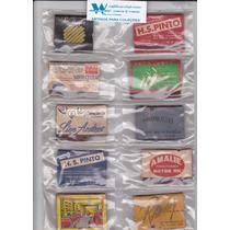 Caixas De Fósforos Antigas Para Coleção - Lote C/120 Caixas