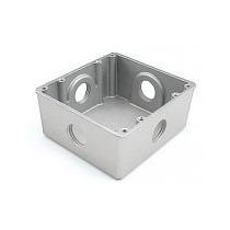 Caixa De Piso Aluminio Baixa 4x4 3/4 Tramontina