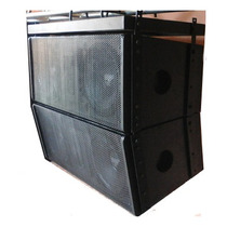 Caixa Line Array Completa 2x12+ti 900w Rms Oversound