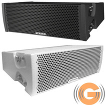 Caixa Linearray Attack Vrv 206a Bi-amplificada C/ Limiter