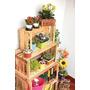 Caixotes Para Horta Simples Sem Lixar
