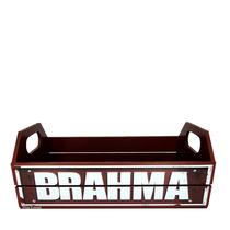 Caixa Decorativa Para Cerveja Engradado Decoração - Brahma