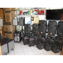 Tudo Em Audio -caixas,retornos,mesas,microfones,potencia Etc
