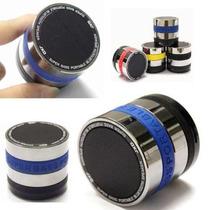Mini Caixa Caixinha Som Portátil Bluetooth Mp3 Fm Sd Co07