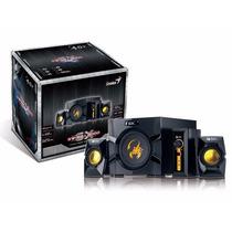 Caixa De Som Gx Gaming Genius Sw-g2.1 3000 2.1ch 70w Rms