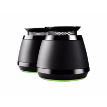 Speakers Razer Ferox Portátil Iluminção Verde 2 Essential