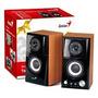 Caixa De Som 2.0 Ch Genius 31730958100 Sp-hf500a 14w Com Nf