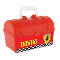 10 Maletinha Baú Personalizada Ferrari Baby