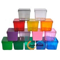 30 Caixinhas Acrilica 4x4 - Consulte Cores Disponíveis