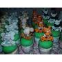 Kit 10 Enteites Aniversário Maternidade Tema Safari Floresta