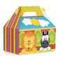 Maleta Kids Animais Da Floresta (50 Unidades) Caixa Surpresa