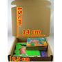 50 Caixas De Papelão Para Cds Livros Sedex Pac Carta