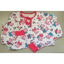 Peppa Pig - Pijama Infantil Pronta Entrega! Promoção!!!