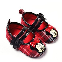 Sapatilha Infantil Minnie