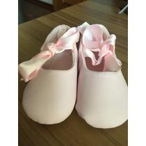 Sapatilha De Ballet Para Bebê