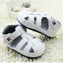 Sandália Sapatinho Tommy Bebê Infantil - Frete Gratuito