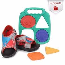 Sandália Infantil Bebê Fisher Price Tam: 20 Ultima Peça!japj