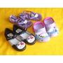 Lote C/ 3 Calçados Infantis Hello Kitty E Crocs - Originais
