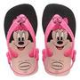 Chinelinhos Havaianas Baby Disney Minnie