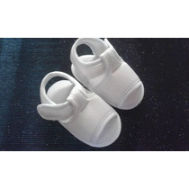 Sapatinhos De Bebê Para Customizar, Kit Com 12 Pares