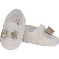 Sapato Bebe Feminino / Sapatilha Menina - Rech Baby