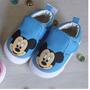 Sapatos Mickey Ou Bob Esponja