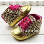 Lindo Tenis Sapato Bebe Oncinha Importado - Estoque