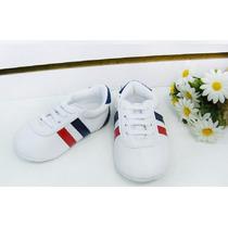 Sapatinho Tenis Bebê Sapato Criança Infanti Esporte +brinde