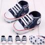 Tenis Bebê - Primeiros Passos Tipo All Star