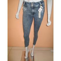 Calça Jeans Cropped - R.i.19