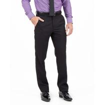 Calça Social Masculina Preta, Vigilante, Garçon, Segurança