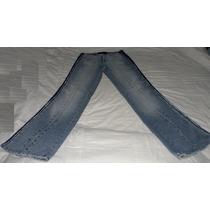 Calça Jeans Feminina Vide Bula Boca De Sino