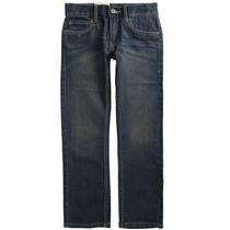 Calça Skinny Fit Durty Stretch Jeans Levi
