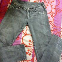 Calça Jeans Feminina Coca Cola Tamanho 42
