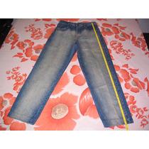 Calça Jeans Original Masculina Bunnys By`s Lavagem Especial