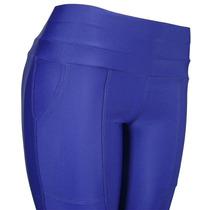 Calça Legging Modelagem Linda Alta Compressão Novidade 2013