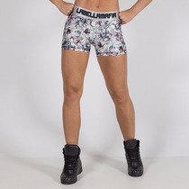 Short Labellamafia Fitness Justo Estampado Fsh11122