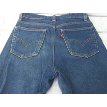 Calça Jeans Feminina Levis Strech Tamanho 32 Veste 38