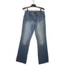 Calça Jeans Feminina Cintura Alta Nova Num.40 Marca Keams