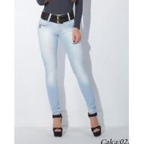 Calça Jeans Set Jeans Skinny Promoção