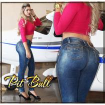 Calça Pit Bull Jeans Modelagem Levanta Bumbum
