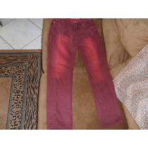 Calça Jeans Feminina Canal 40 Destroy Original