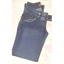 Calça Jeans Com Brilho - Pra Arrasar