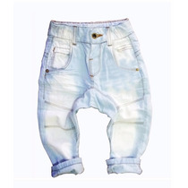 Calça Jeans Infantil Saruel