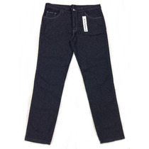 Calça Jeans Masculina C/ Elastano Tamanhos Grandes 50 Ao 78