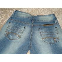Calça Jeans Caccau Cigarrete Skinny Tam 38