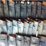 Kit Calça Jeans Atacado Lote Com 10 Unid Masculinas F Grátis