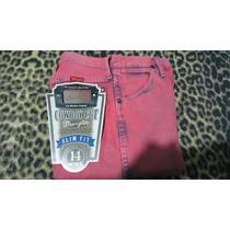 Calça Wrangler Jeans Rosa Mesc 14mwzol Slim Fit Frete Grátis