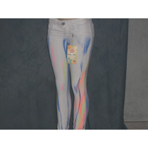 Liquida!!calça Collors Planet Girls