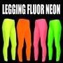 Calça Legging Suplex Fluor Neon Academia Ginástica Promoção